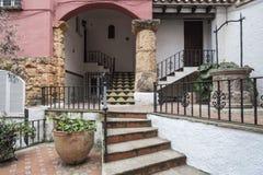 Roda Bera, Cataluña, España imágenes de archivo libres de regalías