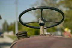 4 Roda-Conduza o trator #5 Foto de Stock