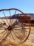 Roda curvada Fotos de Stock