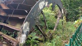 Roda d'água de VictorianRusted Imagens de Stock