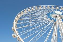 Roda da balsa, Marselha, França Imagens de Stock