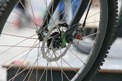 Roda da bicicleta Imagem de Stock Royalty Free