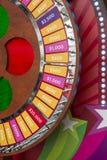 Roda da fortuna Fotografia de Stock Royalty Free