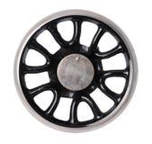 Roda da máquina de costura foto de stock