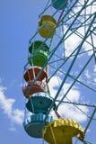 Roda da revisão no parque Imagens de Stock Royalty Free
