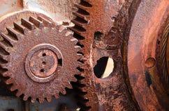Roda da roda denteada Fotos de Stock