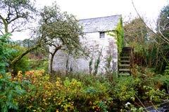 Roda de água escocesa velha. Fotografia de Stock Royalty Free
