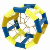 Roda de água inflável Imagens de Stock