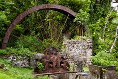 Roda de água velha Fotografia de Stock Royalty Free