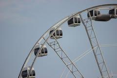 Roda de Baku Ferris, Baku Eye Imagem de Stock