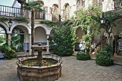 Roda de Bara, Tarragona, Spanien Arkivbild