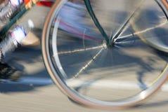 Roda de bicicleta Imagem de Stock Royalty Free