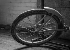 Roda de bicicleta Fotografia de Stock Royalty Free