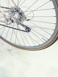 A roda de bicicleta parte o serviço fotografia de stock