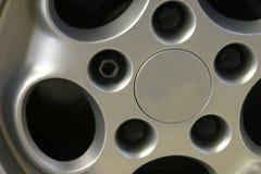Roda de carro dos esportes Imagem de Stock Royalty Free