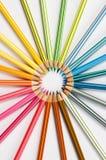 Roda de cores Fotografia de Stock Royalty Free