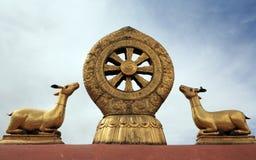 Roda de Deers e de Ethernal. Imagens de Stock Royalty Free