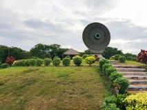 A roda de Dhamma em Tailândia Fotos de Stock Royalty Free
