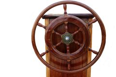Roda de direcção Foto de Stock
