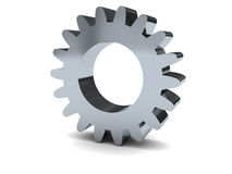 Roda de engrenagem Fotografia de Stock