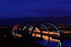 Roda de Falkirk Imagem de Stock Royalty Free