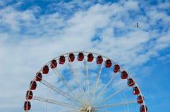 Roda de Ferris 1 Imagem de Stock Royalty Free