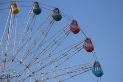 Roda de Ferris 2009 Imagem de Stock Royalty Free