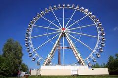 Roda de Ferris. fotografia de stock