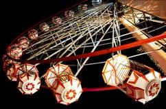 Roda de Ferris. foto de stock