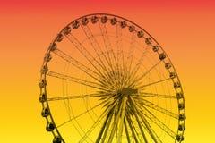 Roda de Ferris fotografia de stock royalty free