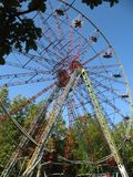 Roda de Ferris Imagem de Stock
