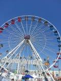 A roda de ferris Imagem de Stock Royalty Free