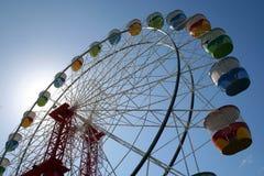 Roda de Ferris 1 Fotografia de Stock