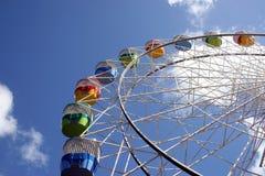 Roda de Ferris 2 Imagens de Stock Royalty Free
