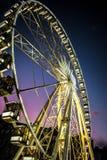 Roda de Ferris Budapest fotografia de stock royalty free