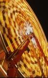 Roda de Ferris da noite Fotos de Stock Royalty Free