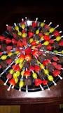 Roda de Ferris da sobremesa Imagem de Stock Royalty Free