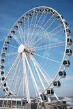 Roda de ferris de Den Haag fotos de stock royalty free