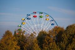 Roda de Ferris do carrossel Imagem de Stock