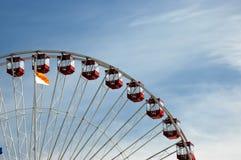 Roda de ferris gigante Fotos de Stock Royalty Free