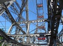 Roda de ferris gigante vienense Foto de Stock Royalty Free