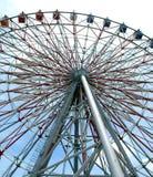 Roda de Ferris gigantesca fotografia de stock