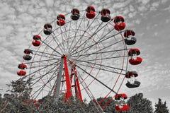 Roda de Ferris grande fotos de stock