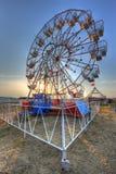 Roda de Ferris HDR Imagens de Stock Royalty Free