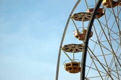 Roda de Ferris na feira Fotos de Stock