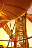Roda de Ferris no nascer do sol Imagem de Stock Royalty Free