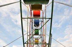 Roda de Ferris para dentro Foto de Stock