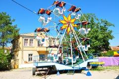 Roda de Ferris velha Imagem de Stock Royalty Free