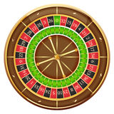 Roda de fortuna Foto de Stock Royalty Free