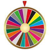 Roda de fortuna Imagem de Stock Royalty Free